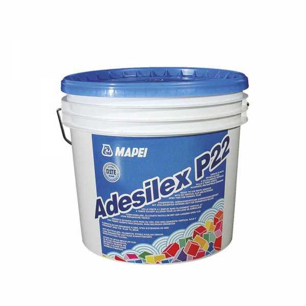 Mapei Adesilex P22 diszperziós ragasztó - 25 kg
