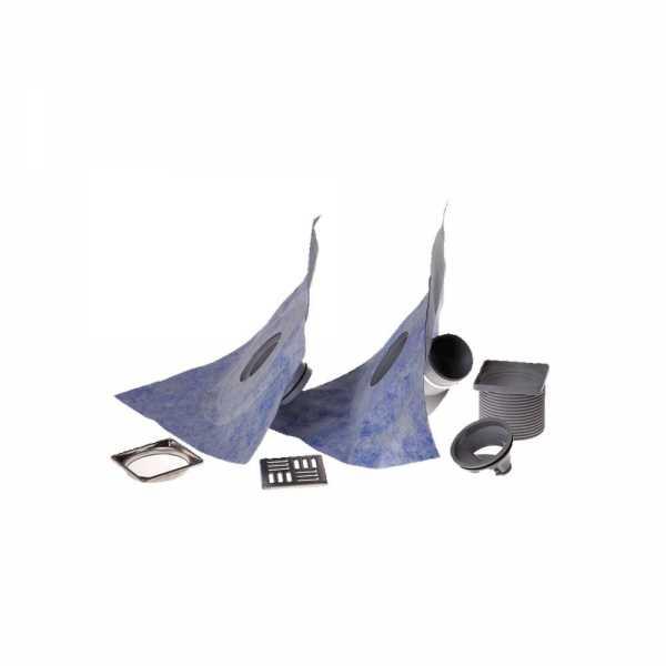 Mapei Drain Vertical padlóösszefolyó egységcsomag 75 mm