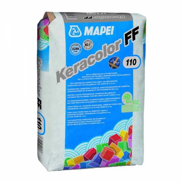 Mapei Keracolor FF Flex karamell cementkötésű fugázóhabarcs 2 kg