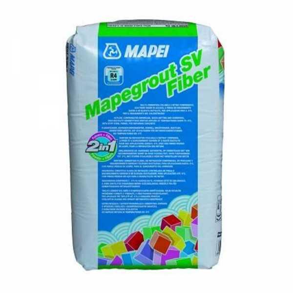 Mapei Mapegrout SV Fiber New betonjavító cementhabarcs 25 kg