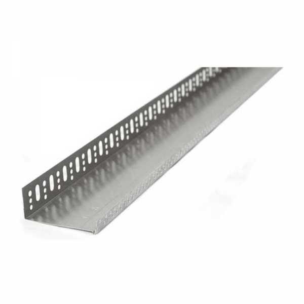 Mapei Mapetherm lábazati alumínium profil 6 cm x 2.5 m - 1 szál