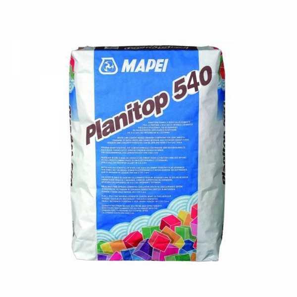 Mapei Planitop 540 szürke 25 kg