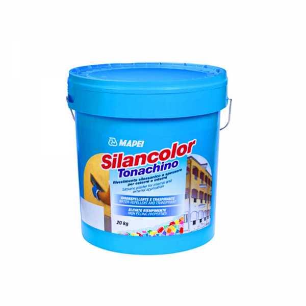 Mapei Silancolor Tonachino Plus vékonyvakolat C-színcsoport 20 kg