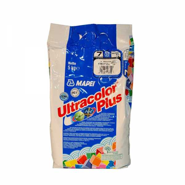 Mapei Ultracolor Plus fugázóhabarcs fekete 2 kg