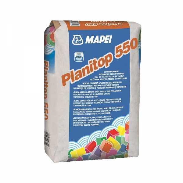 Mapei Planitop 550 sötét szürke 25 kg