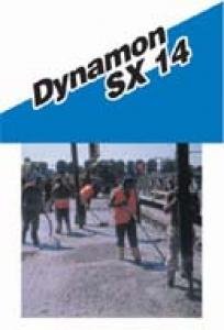 Mapei Dynamon SX 14 betonfolyósító adalék