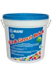 Mapei Fix & Grout diszperziós ragasztó szürke
