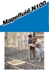 Mapei Mapefluid N100 folyósító betonadalékszer