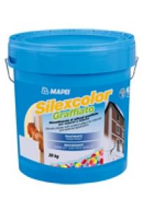 Mapei Silexcolor Graffiato szilikát vékonyvakolat C-színcsoport
